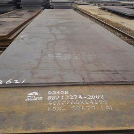 济钢钢板降钱处理 济钢锰板Q345B现货价格