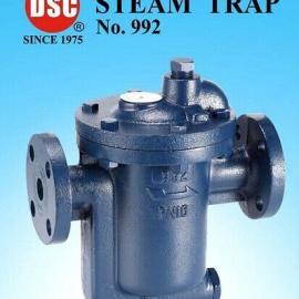 台湾DSC倒筒式蒸汽疏水阀991系列、15-25
