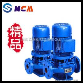 ISG50-100管道离心泵
