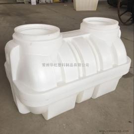 【华社】1乘方工款持家化粪池PE滚塑污水处理池堆积池