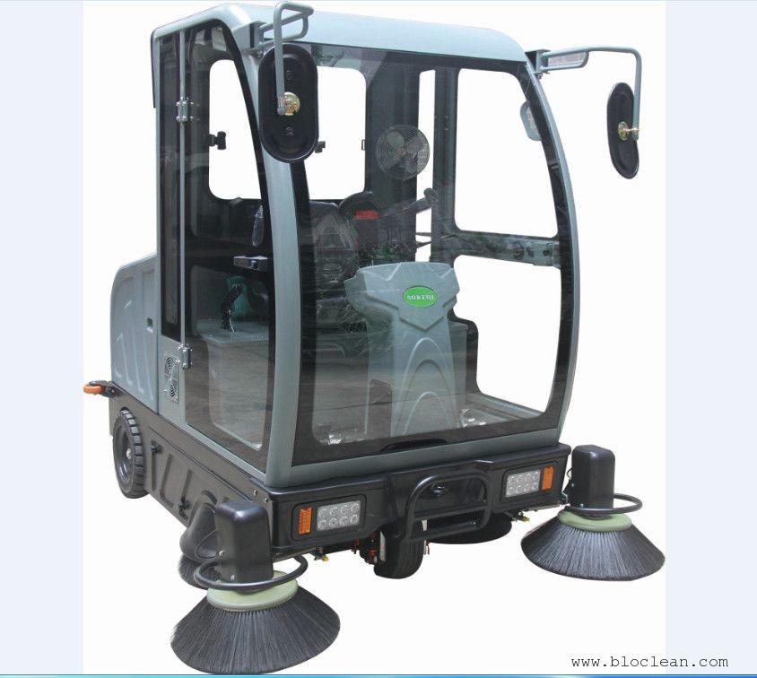 小区物业用驾驶式扫地机扫地车