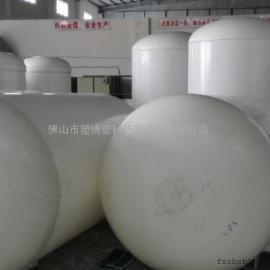 广东佛山塑博专业生产制作PP卧式储罐,厂家直销,品质保证!