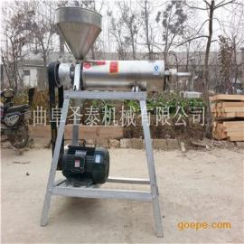 多功能高效不锈钢粉条机 粉条机规格