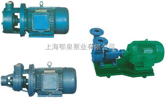 W型旋涡泵