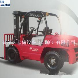 供应合力CPC70自动波内燃平衡重 蓄电池叉车友佳7吨叉车