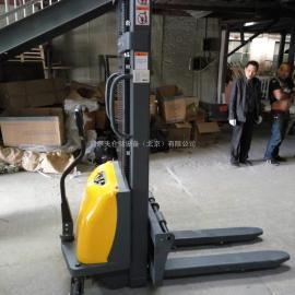 供半电动堆高车 西林CDD15B-III 电动堆高车