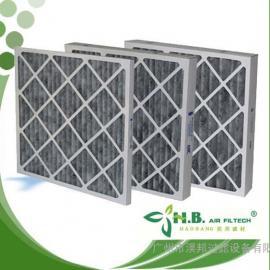�B邦专供洁净车间初中高效滤器耐高温过滤器不锈钢板框式过滤器