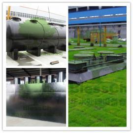 【环保网搜索】内蒙养殖场一体化污水处理设备