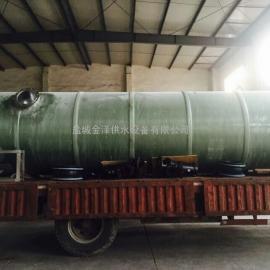 云南一体化污水提升预制泵站厂家