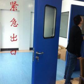 北京地区净化钢质门 食品车间钢制隔热防火门 成品钢质门价格