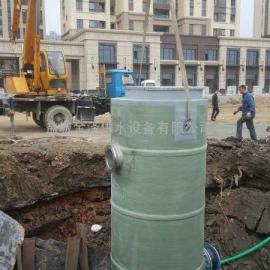 吴忠固原一体化预制泵站现场案例