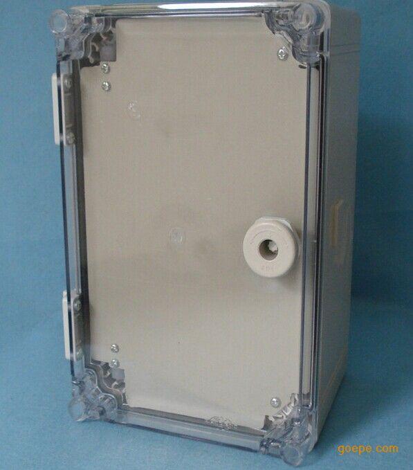 300*200*160mm透明合页防水接线箱