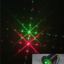 红绿满天星花园激光灯 静态激光庭院灯 园林景观灯