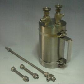 液氨采样器使用方法/九州空间生产