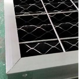 家具厂汽车厂活性炭过滤器 袋式板式工业废气尾气除臭味