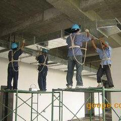 白铁通风、地下室消防通风工程、通风换气工程