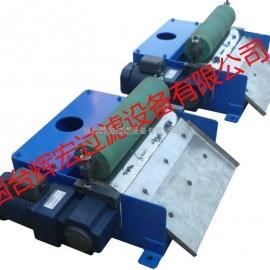 机床辅机分离设备胶辊型强磁性分离器