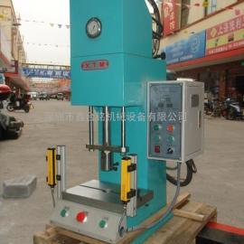 供应小型油压机,单柱油压机,认准鑫台铭
