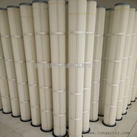 江苏高品质2米高粉尘滤芯【现货销售】 2米高除尘滤筒报价