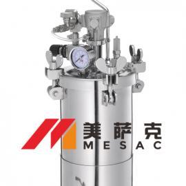 2升气动搅拌压力桶 2升不锈钢气动搅拌压力桶 压力罐