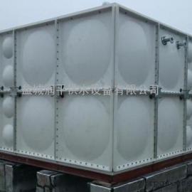 供应 河南不锈钢生活保温水箱 聚氨酯保温 厂家直销