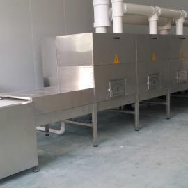 内蒙古黄豆烘焙设备,黑豆黑米烘烤箱,五谷杂粮熟化设备