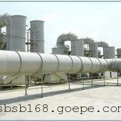 烟气脱硫塔厂家,广东佛山专业生产制作PP烟气脱硫塔厂家直销!