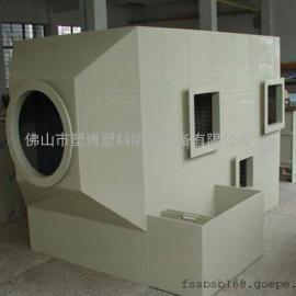 卧式边角料喷淋塔厂家直销,北京北京塑博痘苗设备本行制造,美谈好