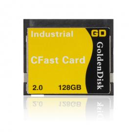 长期供应云存CFAST 128G 2.0SSD固态硬盘