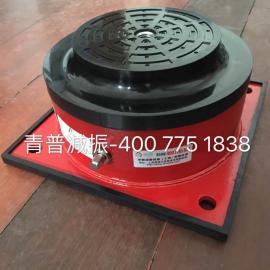 工厂直销 模切机减振器|裁断机隔振|QXD型气垫式避震器