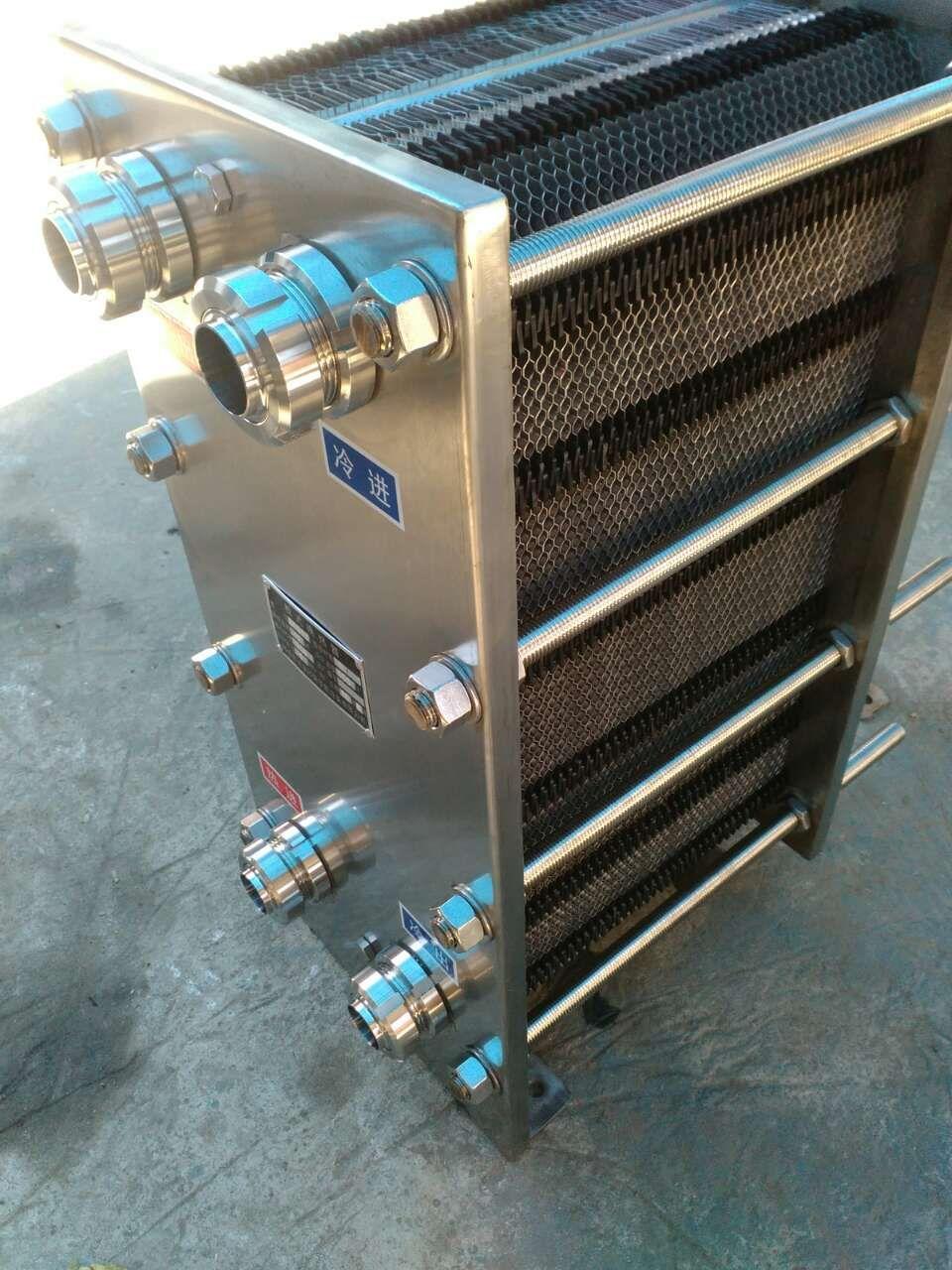 牛奶冷却器图片
