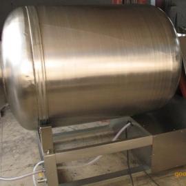 厂家直供牛羊肉真空滚揉机 滚筒腌肉机 鱼肉腌制滚揉机
