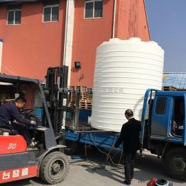 焦作10吨减水剂复配罐10吨聚羧酸母液罐全塑化工储罐