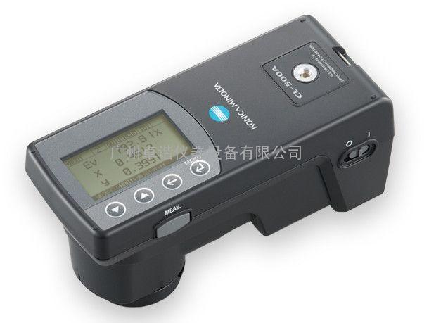 柯尼卡美能达CL-500A(高精度)分光辐射照度仪