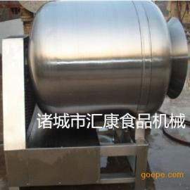 真空滚揉机 全自动真空滚揉机食品加工设备 肉类膨化设备