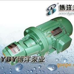 BBG型内啮合摆线齿轮泵