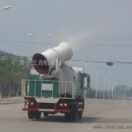 山东高射程喷雾机雾炮