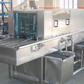 塑料筐清洗机 托盘高压水洗箱机器 汇康洗筐机