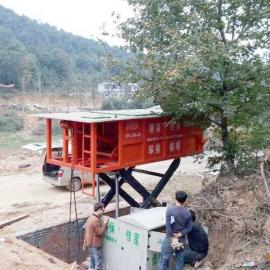 新形态农村建设所需的地埋式垃圾压缩中转站设备