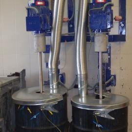 Turbo Ruhrwerke搅拌器Turbo混合器