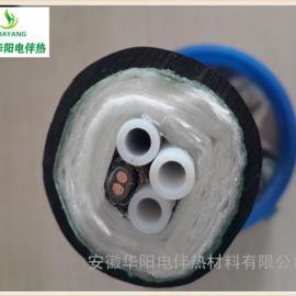 华阳生产电加热烟气取样管/烟气脱硫采样伴热管
