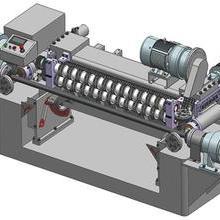 pd-500带移动工作台木工无卡旋切机