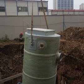 安徽地埋式预制泵站