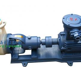 FZB氟塑料自吸泵|氟塑料合金自吸泵-强耐腐蚀自吸泵