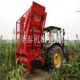 玉米秸秆收割机 自卸式秸秆回收机