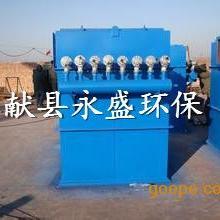 橡胶厂脉冲布袋除尘器 密炼机旋风除尘器保修一年
