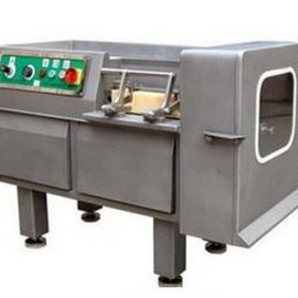 鸡大胸冻肉切丁机|350冻肉切丁机价格|春秋现货促销切丁机切条机