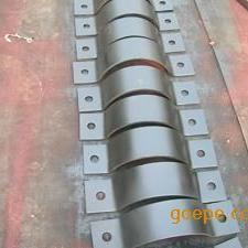 供应广州市立管短管夹D10,碳钢制立管短管夹价格