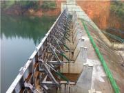 贵州混凝土翻板闸门|贵阳水力自控翻板闸门|液压翻板闸门厂家