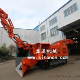 江西鑫通机械ZWY-120/55L煤矿巷道扒渣机